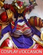 Cosplay d'occasion